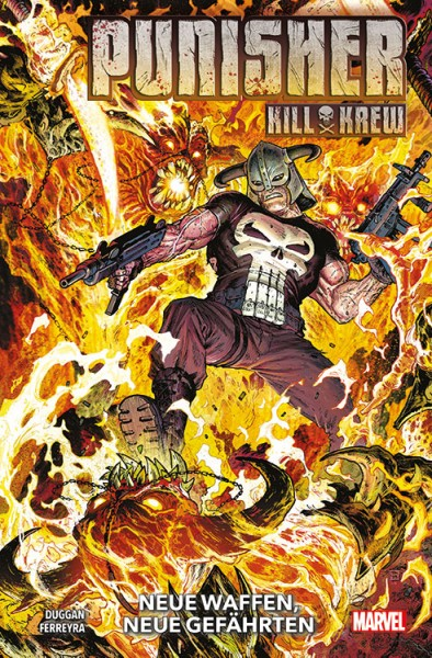 Punisher Kill Krew Cover