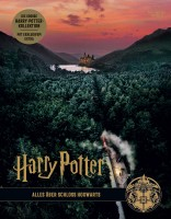 Harry Potter : Filmwelt Band 6 - Alles über Schloss Hogwarts Cover