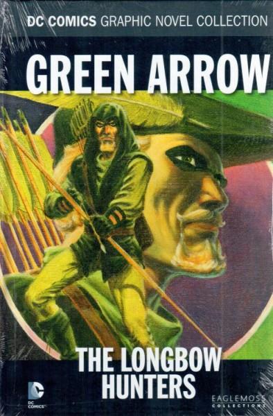 Eaglemoss DC-Collection 57: Green Arrow - The Longbow Hunters