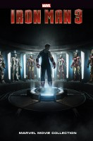 Marvel Movie Collection: Iron Man 3 Cover