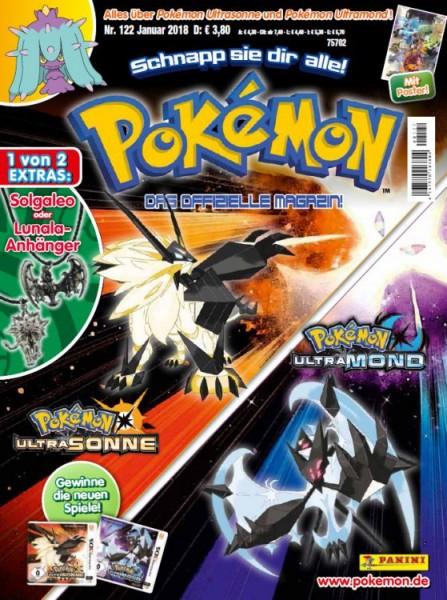 Pokémon Magazin 122
