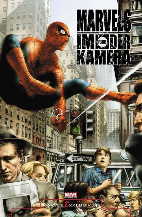 Marvel Exklusiv 88: Marvels im Fokus...