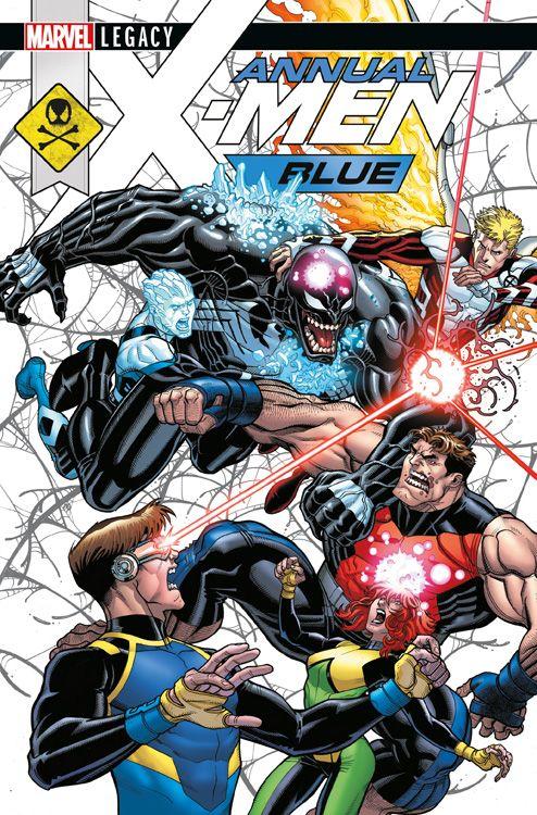 Venom & X-Men - Poison-X