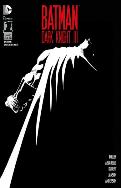 Batman - Dark Knight III 1