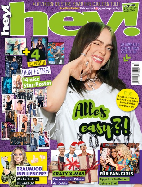 hey! Magazin 13/19