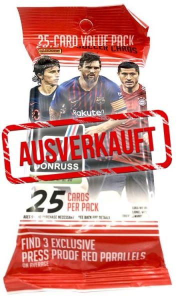 Panini DONRUSS Soccer 2018-2019 - Fatpack