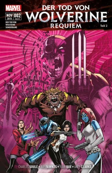 Der Tod von Wolverine Sonderband: Requiem 2
