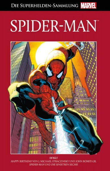 Die Marvel Superhelden Sammlung 2: Spider-Man