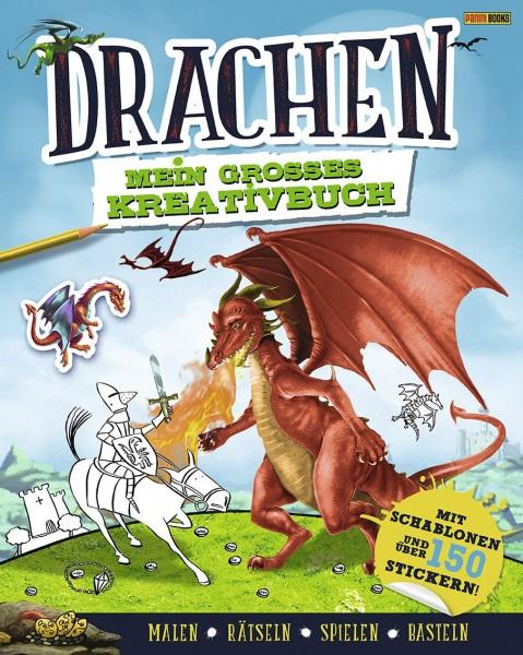 Drachen - Mein grosses Kreativbuch