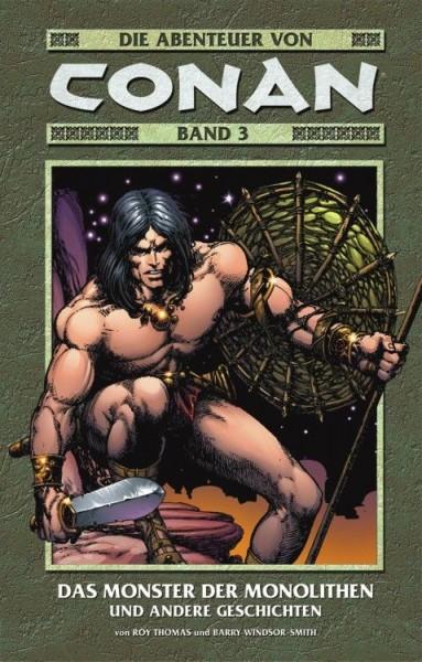 Die Abenteuer von Conan 3 - Das Monster der Monolithen
