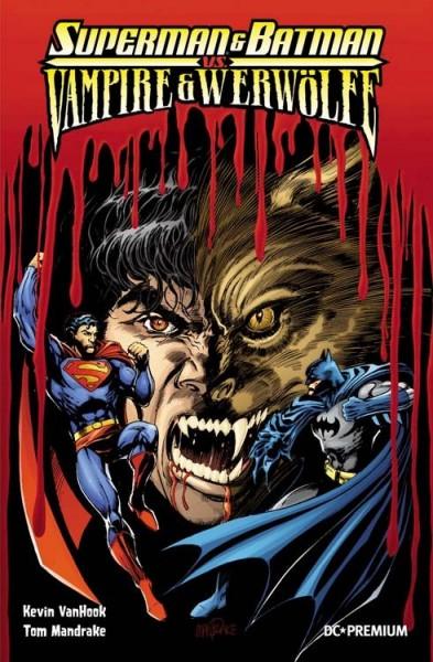 DC Premium 67: Batman & Superman vs. Vampire & Werwölfe