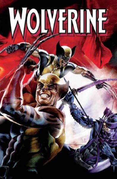 Wolverine 10 Variant
