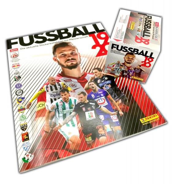Bundesliga Österreich 2019/20 - Box & Album