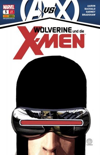 Wolverine & die X-Men 5