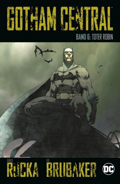 Gotham Central 6: Toter Robin