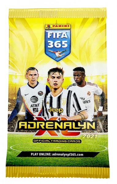 Panini FIFA 365 Adrenalyn XL 2021 Kollektion – Pack