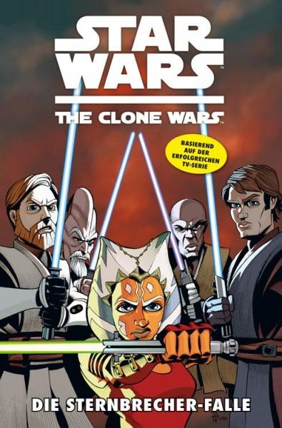 Star Wars: The Clone Wars 10 - Die Sternbrecher-Falle