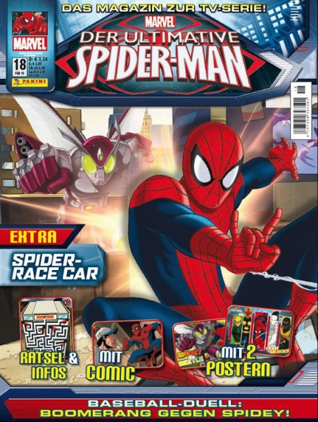 Der ultimative Spider-Man - Magazin 18