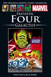 Hachette Marvel Collection 72: Fantastic Four - Galactus