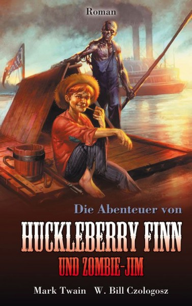 Die Abenteuer von Huckleberry Finn und Zombie Jim