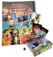 Dragons Trading Cards-Kollektion - Box-Bundle