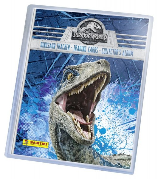 Jurassic World Movie Trading-Cards - Starterset