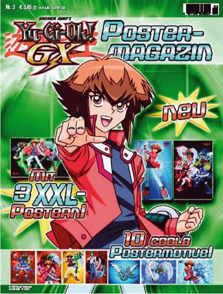 Yu-Gi-Oh! Gx - Postermagazin 2/06