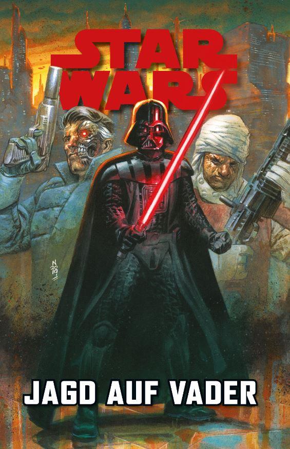 Star Wars Sonderband: Jagd auf Vader