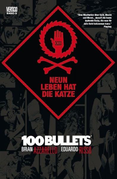 100 Bullets 9: Neun Leben hat die Katze