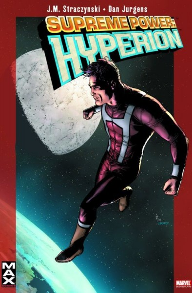Marvel Max 13: Supreme Power Buch 5 - Hyperion