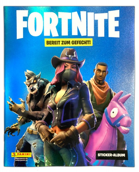 Fortnite Stickerkollektion - Album