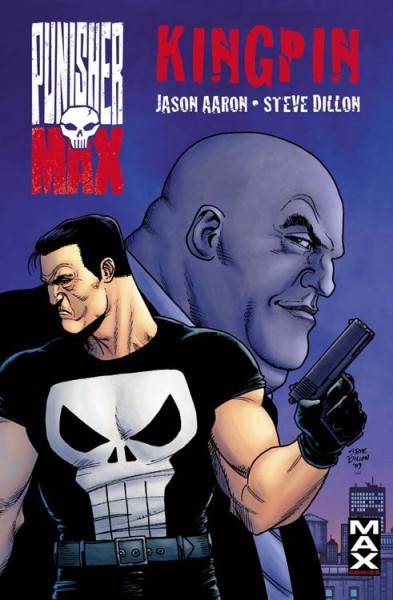 Max 40: Punisher - Kingpin
