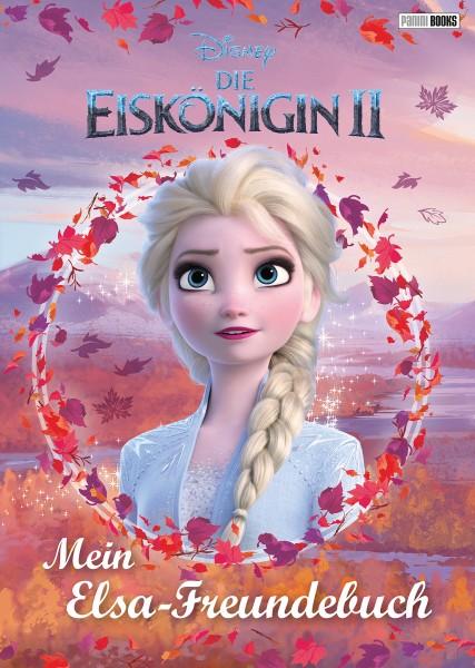 Disney Die Eiskönigin 2 - Mein Elsa-Freundebuch