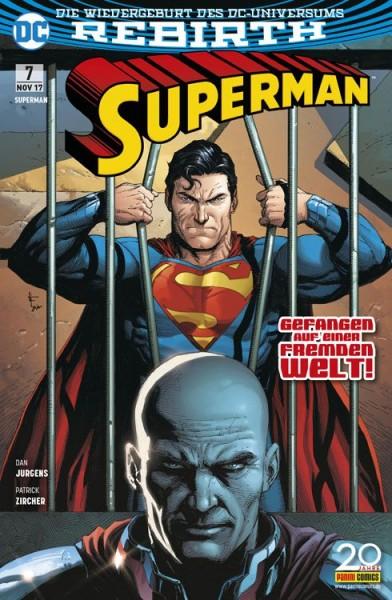 Superman 7 - Gefangen auf einer fremden Welt