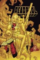 Deadpool 19 Cover