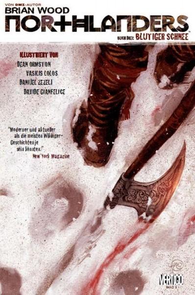 Northlanders 3: Blutiger Schnee