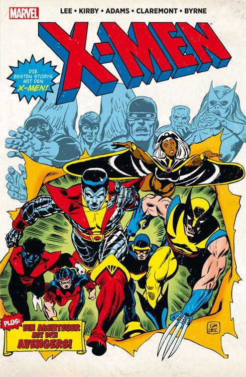 Marvel Klassiker - X-Men