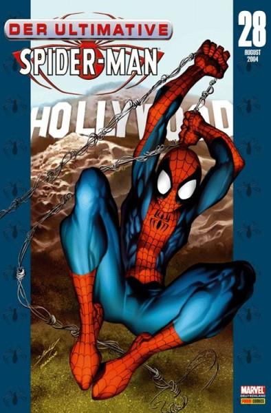 Der ultimative Spider-Man 28