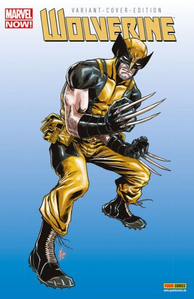 Wolverine/Deadpool 16 Variant Comic Action 2014