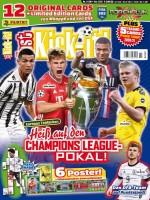 Just Kick-it! Magazin 11/20 Cover