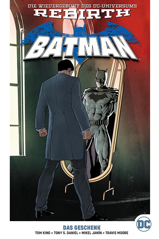 Batman Paperback 6: Das Geschenk...