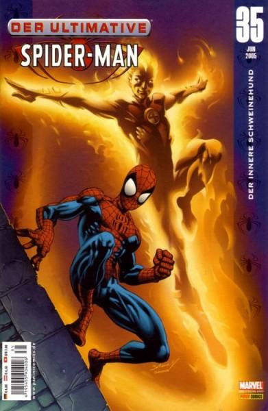 Der ultimative Spider-Man 35