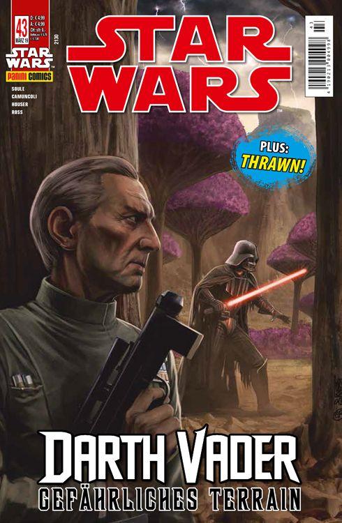 Star Wars 43: Darth Vader 18 und...