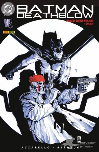 Batman/Deathblow: Nach dem Feuer 1