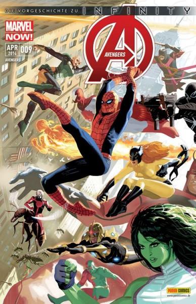 Avengers 9 (2013)