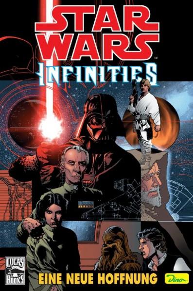 Star Wars Sonderband 17: Infinities - Eine neue Hoffnung