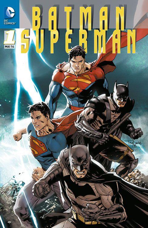 Batman/Superman 1 Variant
