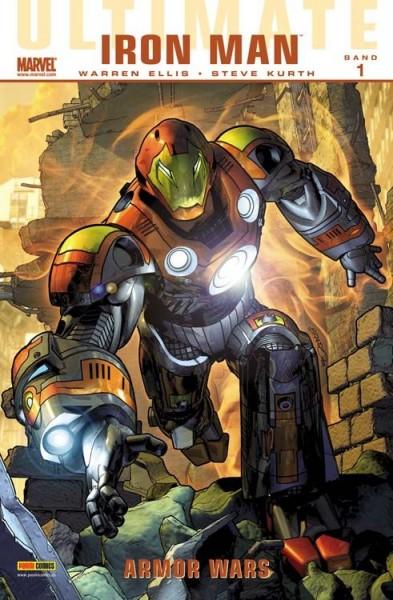 Ultimate Iron Man: Armor Wars