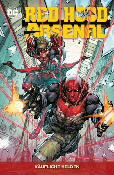 Red Hood/Arsenal Megaband 1