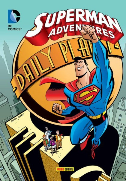 Superman - Adventures TV-Comic 1